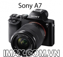 Sony Alpha ILCE A7 Kit 28-70mm F/3.5-5.6 OSS