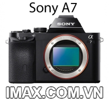Sony Alpha ILCE A7 Body