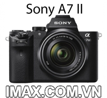 Sony Alpha ILCE A7 Mark II Kit 28-70 f/3,5-5,6 OSS