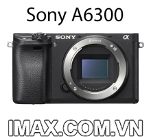 Sony Alpha A6300 Body