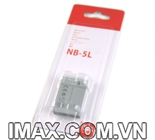 Pin for Canon NB-5L, Dung lượng cao