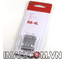 Pin Canon NB-4L, Dung lượng cao