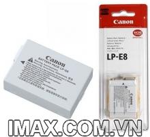 Pin for Canon LP-E8, Dung lượng cao