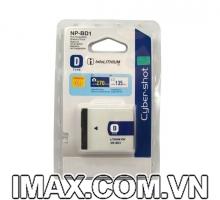 Pin Sony NP-BD1, Dung lượng cao