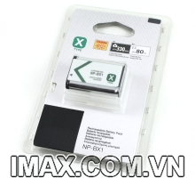 Pin Sony NP-BX1, Dung lượng cao