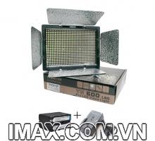 Bộ Đèn YN600 + Pin F970 + Sạc