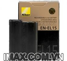 Pin Nikon EN-EL15, Dung lượng cao
