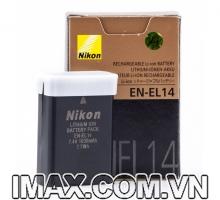 Pin Nikon EN-EL14, Dung lượng cao