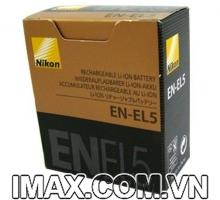 Pin NIKON EN-EL5, Dung lượng cao