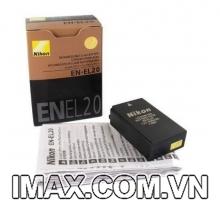 Pin Nikon EN-EL20, Dung lượng cao