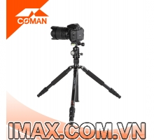 Chân máy ảnh/ Tripod Coman TM226ACO