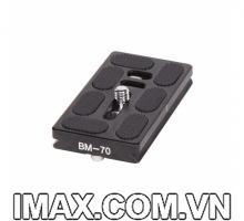 Plate BM-70 of Chân máy ảnh Coman