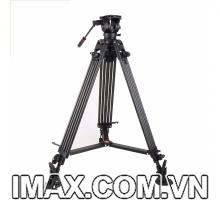 Chân máy quay Coman DX15, Carbon