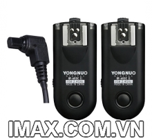 Yongnuo RF-603C II Wireless Flash Trigger Kit for Canon