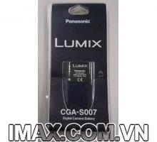 Pin PANASONIC CGA-S007E / DMW-BC10, Dung lượng cao