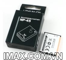 Pin FUJIFILM NP-45/ 45A, Dung lượng cao