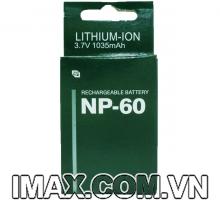 Pin FUJIFILM NP-60, Dung lượng cao