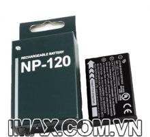 Pin FUJIFILM NP-120, Dung lượng cao