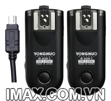 Yongnuo RF-603N II Wireless Flash Trigger Kit for Nikon