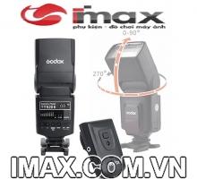Đèn flash Godox TT520II- Hàng chính hãng Godox