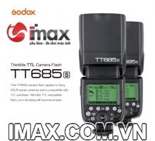 Flash Godox TT685S cho Sony - Hàng chính hãng Godox