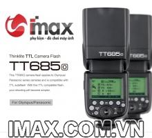 Đèn flash Godox TT685O for Olympus - Chính hãng Godox