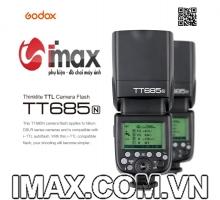 Flash Godox TT685N for Nikon - chính hãng Godox