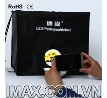 Hộp chụp sản phẩm CiYa CY-40 có đèn LED (40x40cm)