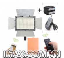 Bộ Đèn YN900 + Pin F970 + Sạc
