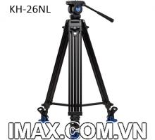 Chân máy quay Benro KH26NL