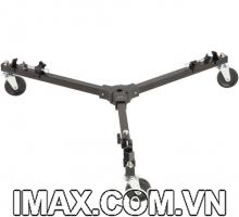 Chân máy quay Libec DL-2B, Bánh xe (dolly) dùng cho các dòng chân máy TH-650DV, TH-650HD, TH950DV, LS22