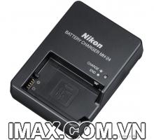 Sạc chính hãng Nikon MH-24 cho pin Nikon EN-EL14 (Sạc Zin theo máy)