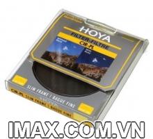 Kính lọc phân cực Filter Hoya HMC PL-Cir 77mm