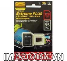 Thẻ nhớ Sandisk Micro SDXC 128GB 95/90MB/s Extreme Plus