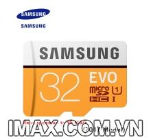 Thẻ nhớ Samsung evo Micro SDHC 32GB class 10 UHS-I 95MB/s