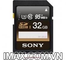 Thẻ nhớ Sony 32GB UHS-I SDHC (Speed Class 3) 95/90MB/s
