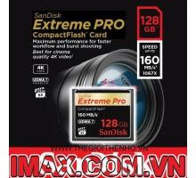 Thẻ nhớ CF Sandisk 128GB 1067x 160MB/s
