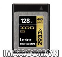 Thẻ nhớ XQD Lexar 440MB/s 128GB