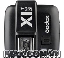 Godox X1T-N TTL Wireless Flash Trigger Kit for NIKON(Hàng nhập khẩu)