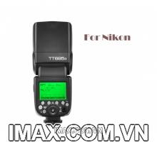 Flash Godox TT685N for Nikon - Hàng nhập khẩu
