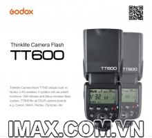 Flash Godox TT600 - Hàng nhập khẩu