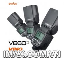 Flash Godox V860IIS For Sony- Hàng nhập khẩu