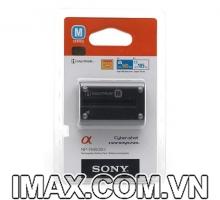 Pin máy ảnh Sony FM500H, Dung lượng cao