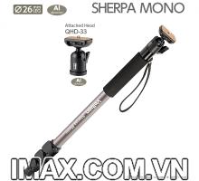 Chân đơn - Monopod Velbon Sherpa