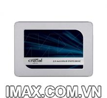 Ổ Cứng SSD Crucial MX500 3D-NAND SATA III 2.5 inch 1TB