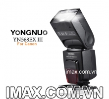 Đèn Flash Yongnuo YN568EX III For Canon