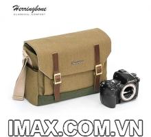 Túi máy ảnh Herringbone Postman Medium