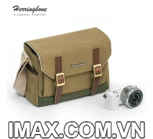 Túi máy ảnh Herringbone Postman Small