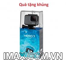 Combo Máy quay Gopro Hero 7 Silver + Thẻ 64GB + Combo Phụ kiện