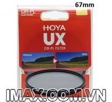 Kính lọc Hoya UX CPL 67mm